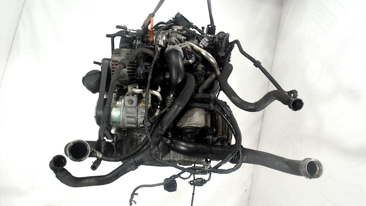 Двигатель (ДВС) Volkswagen Touran  2 л Дизель