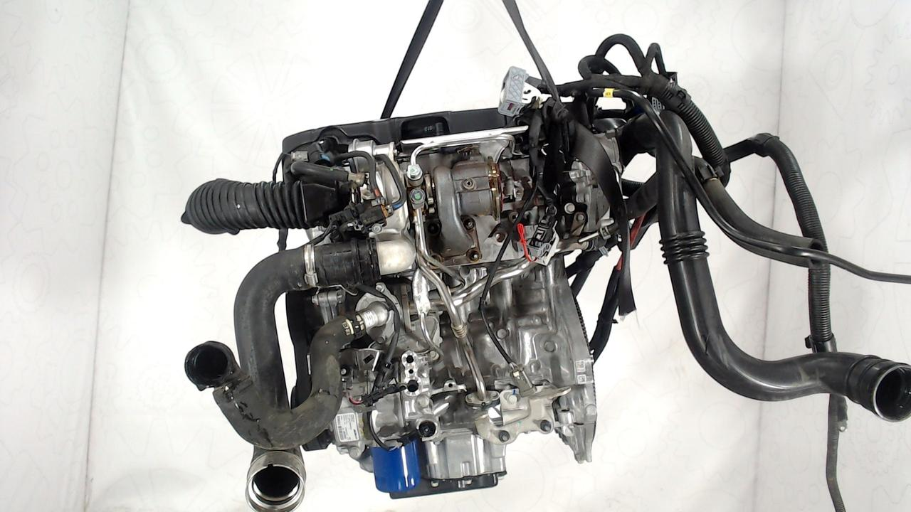 Двигатель (ДВС) Opel Astra K  1.6 л Бензин