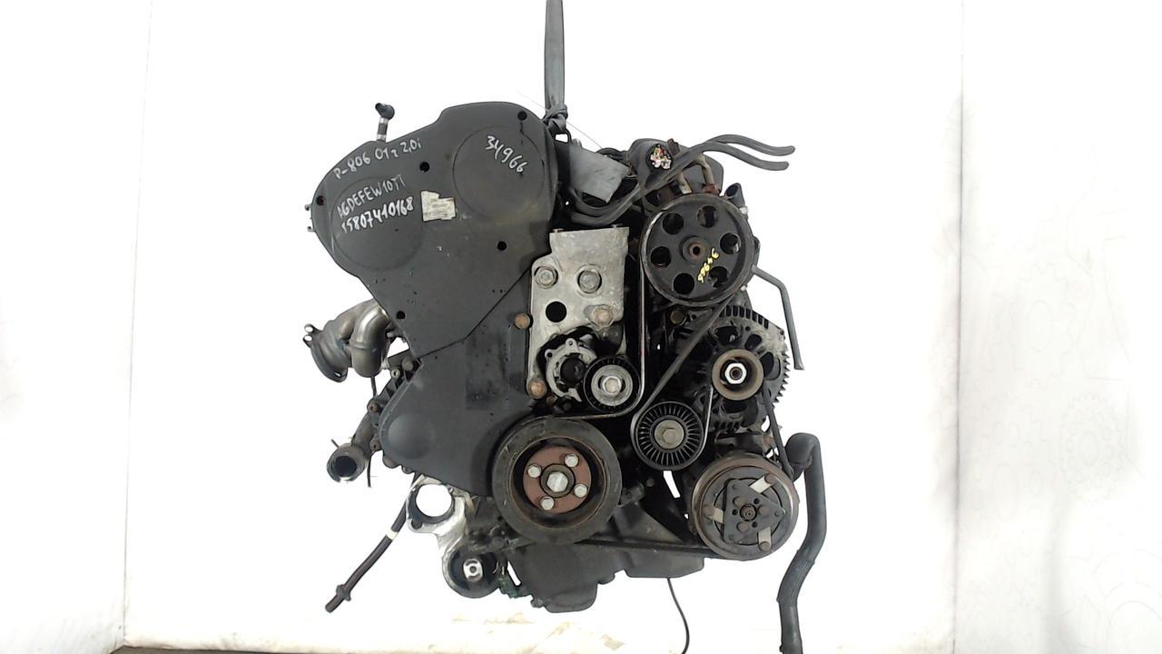 Двигатель (ДВС) Peugeot 806 2 л Бензин