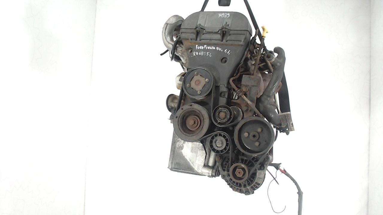 Двигатель (ДВС) Ford Fiesta 1989 1.6 л Бензин