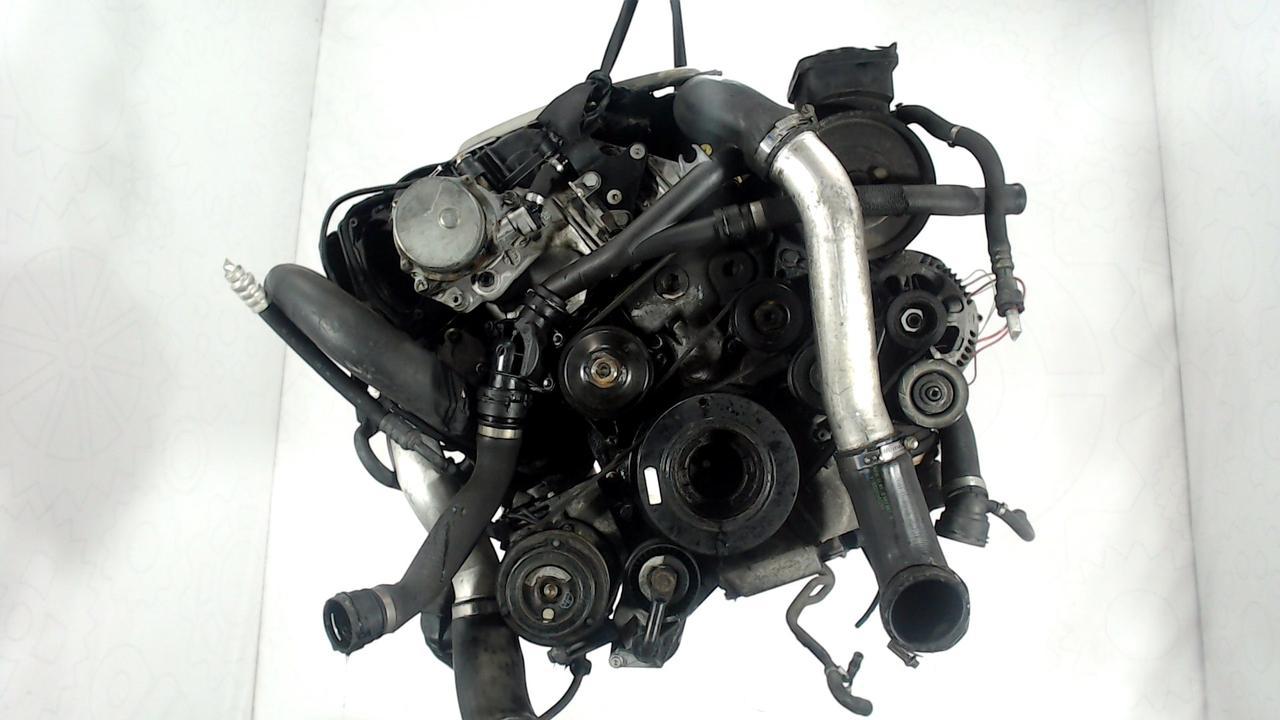 Двигатель (ДВС) BMW 5 E39  2.5 л Дизель