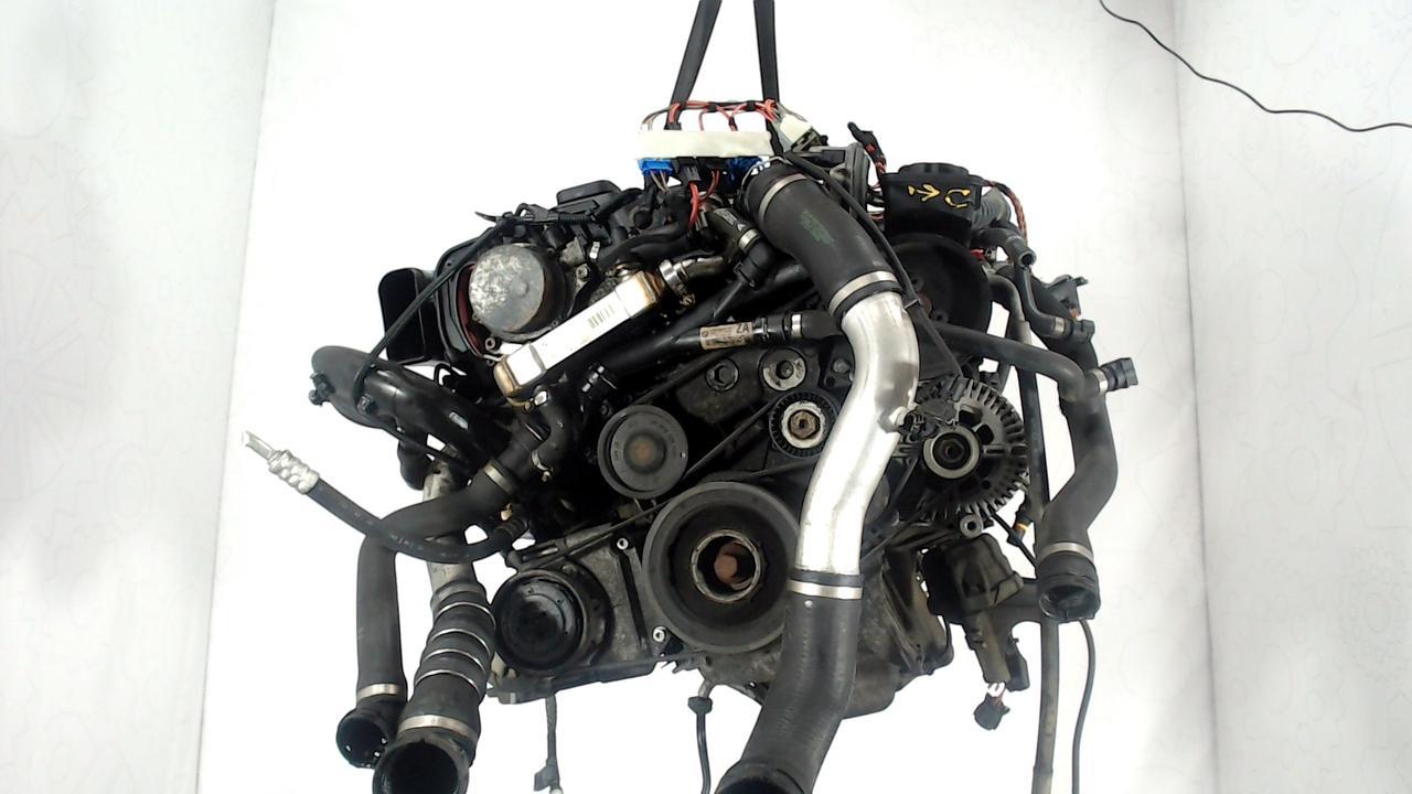 Двигатель (ДВС) BMW 5 E60  2 л Дизель