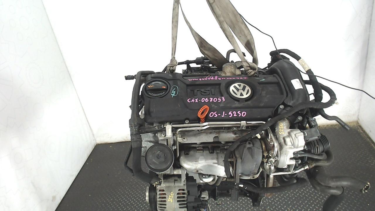 Двигатель (ДВС) Volkswagen Golf 5  1.4 л Бензин