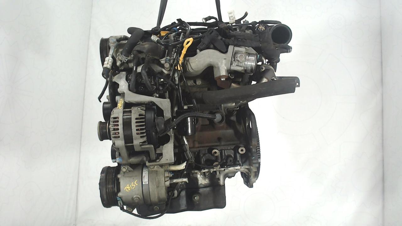 Двигатель (ДВС) Chevrolet Cruze  2 л Дизель