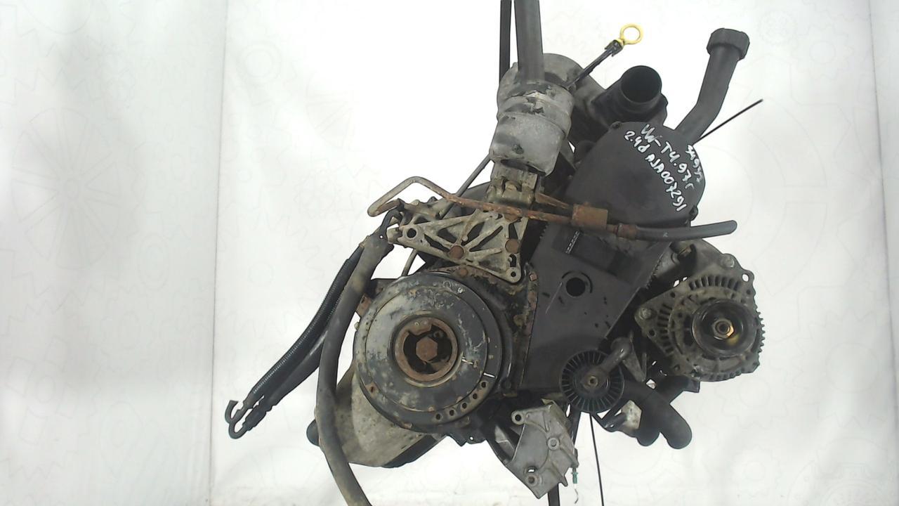 Двигатель (ДВС) Volkswagen Transporter 4  2.4 л Дизель