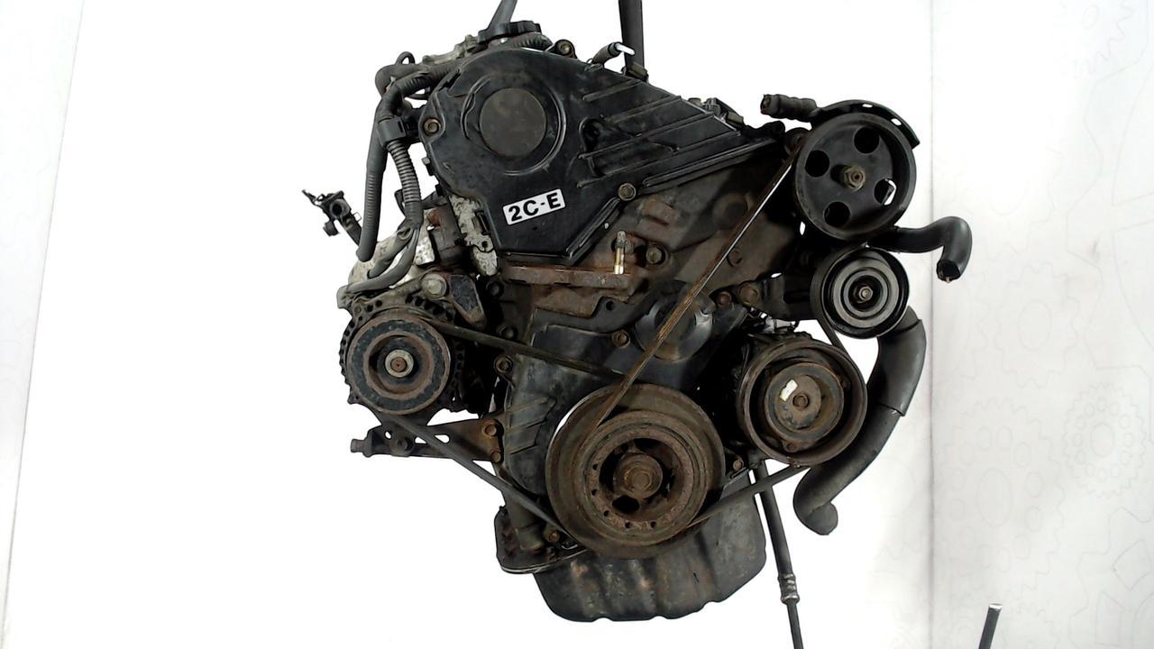Двигатель (ДВС) Toyota Corolla E11  2 л Дизель