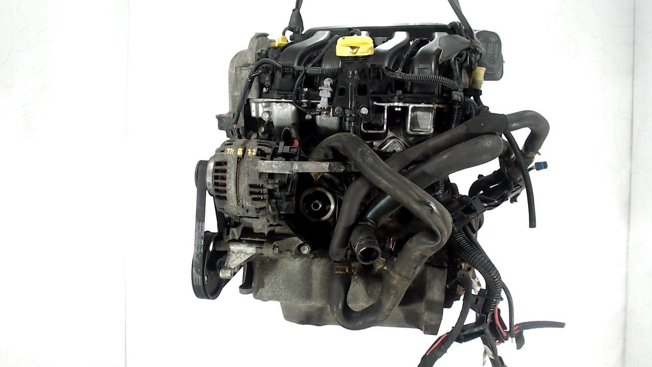 Двигатель (ДВС) Renault Clio  1.4 л Бензин
