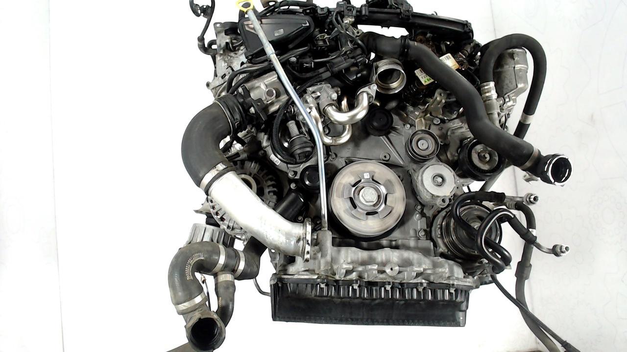 Двигатель (ДВС) Mercedes S W222  3 л Дизель