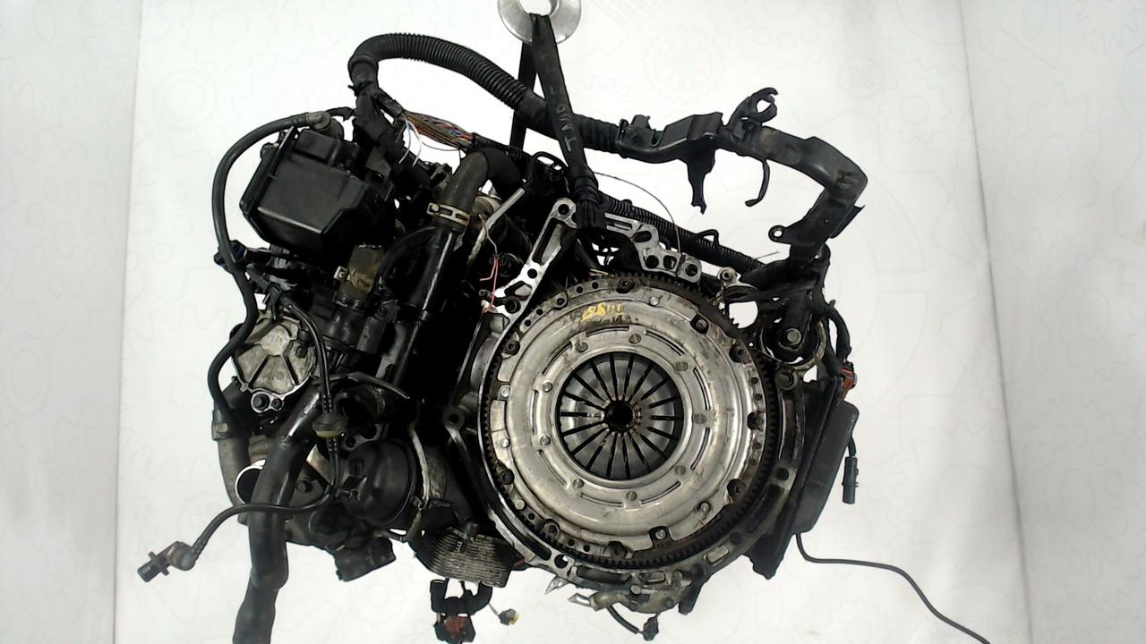 Двигатель (ДВС) Peugeot Expert  1.6 л Дизель
