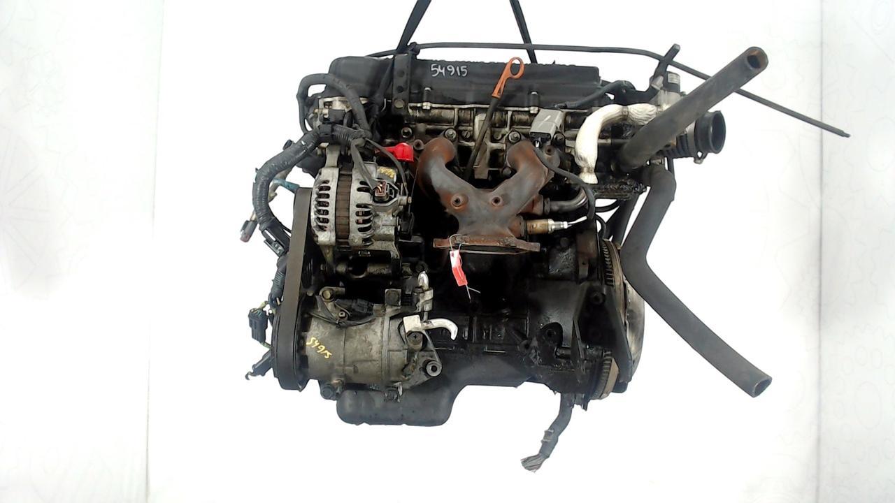 Двигатель (ДВС) Nissan Primera P11  1.8 л Бензин