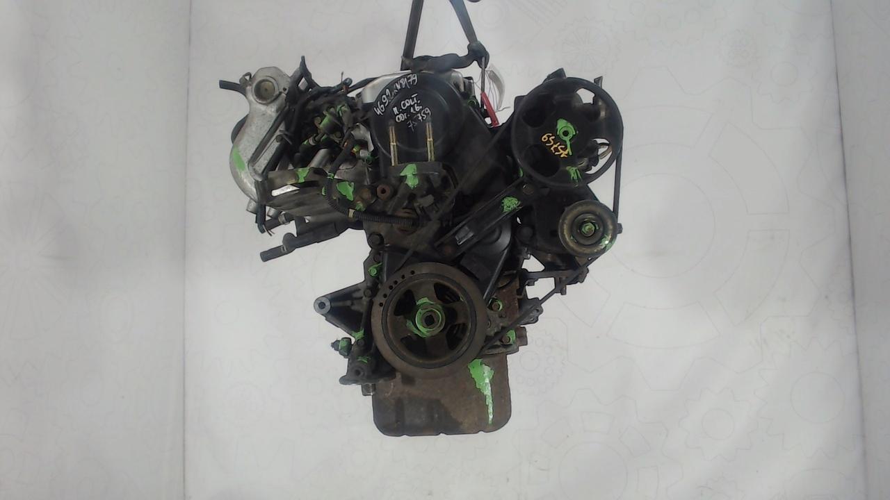Двигатель (ДВС) Mitsubishi Colt  1.6 л Бензин