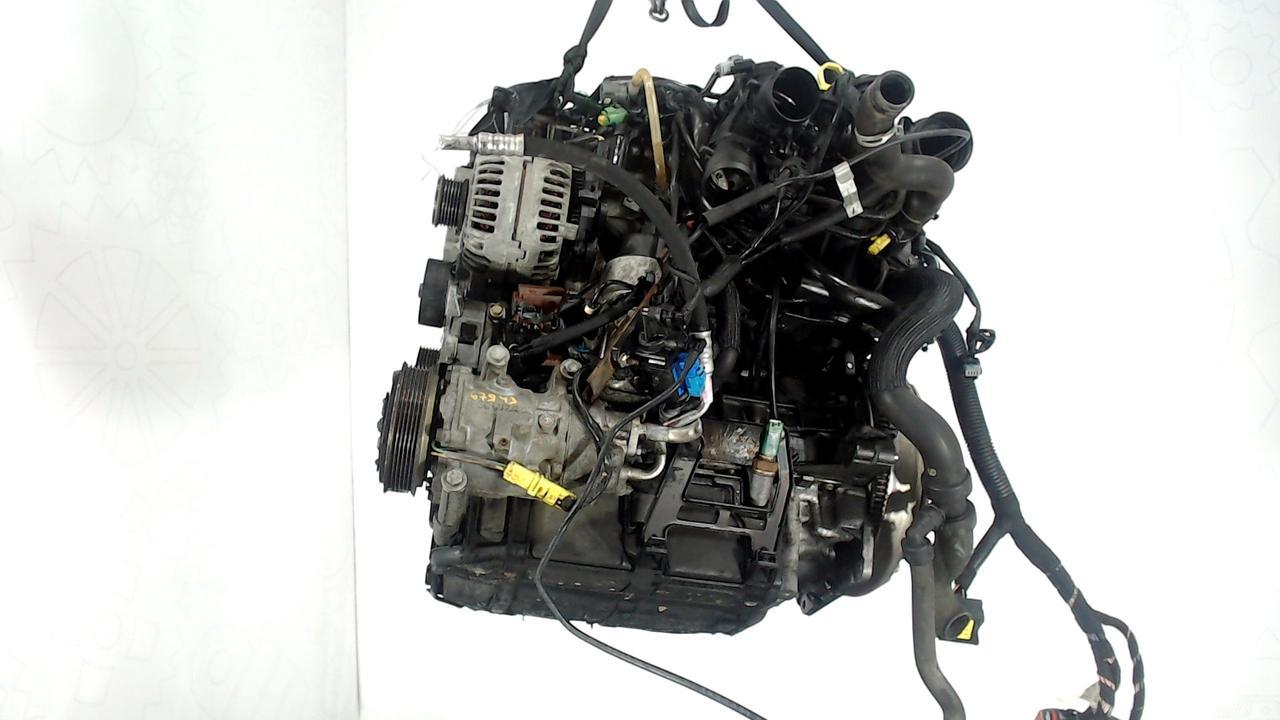 Двигатель (ДВС) Peugeot 307 2 л Дизель