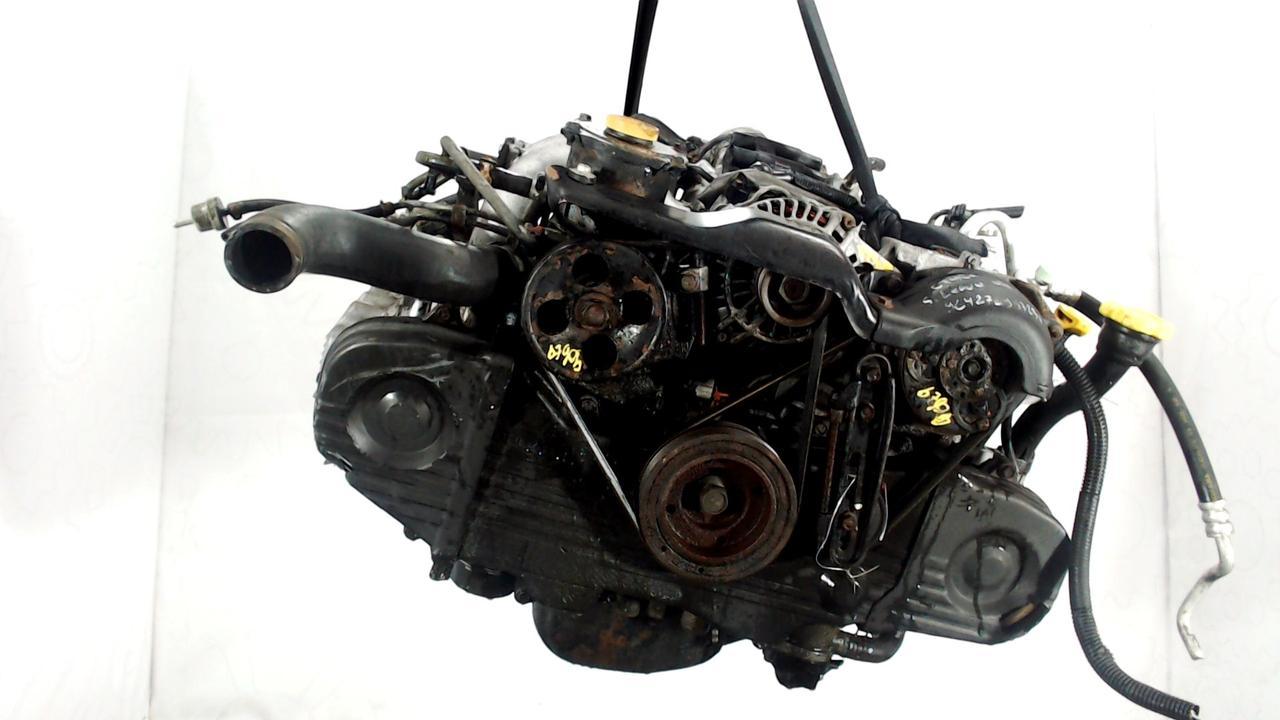 Двигатель (ДВС) Subaru Legacy (B11)  2 л Бензин