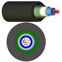 Кабель волоконно-оптический Nexans LANmark-OF, Loose tube, 12хОВ, OM4 50/125, LSZH, Ø 8,5мм, 1070м, катушка, гофрированная стальная лента, цвет: