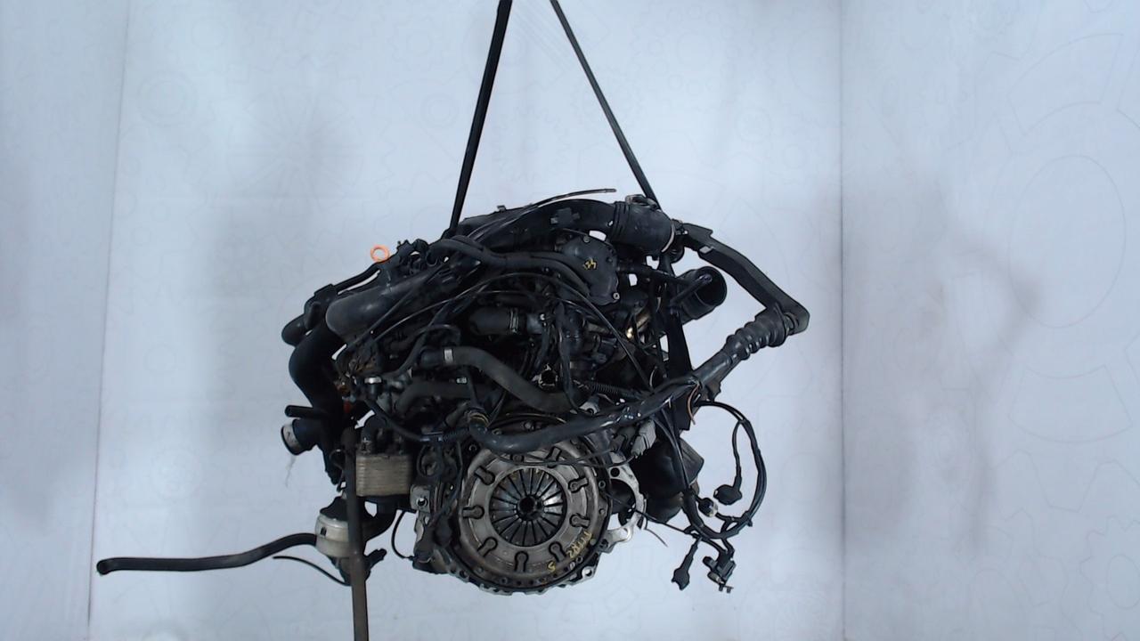 Двигатель (ДВС) Skoda SuperB  1.9 л Дизель