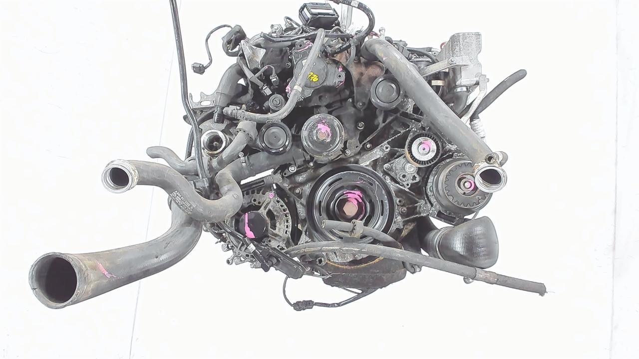 Двигатель (ДВС) Mercedes C W204  2.1 л Дизель