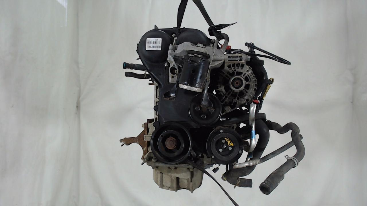 Двигатель (ДВС) Ford Fiesta  1.25 л Бензин