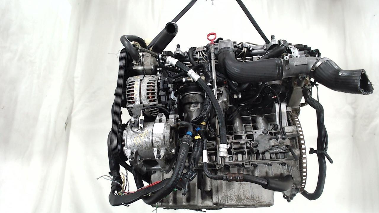Двигатель (ДВС) Volvo XC70  2.4 л Дизель