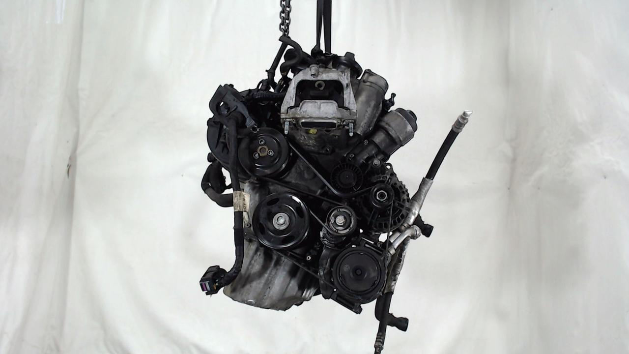 Двигатель (ДВС) Volkswagen Jetta 5  1.6 л Бензин