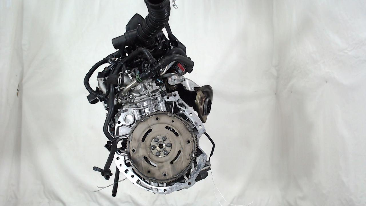 Двигатель (ДВС) Renault Fluence  2 л Бензин