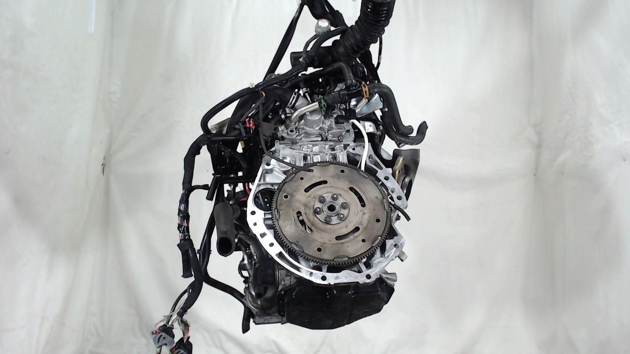 Двигатель (ДВС) Renault Megane 3  2 л Бензин