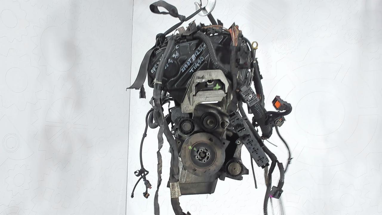 Двигатель (ДВС) Opel Vectra C  1.9 л Дизель