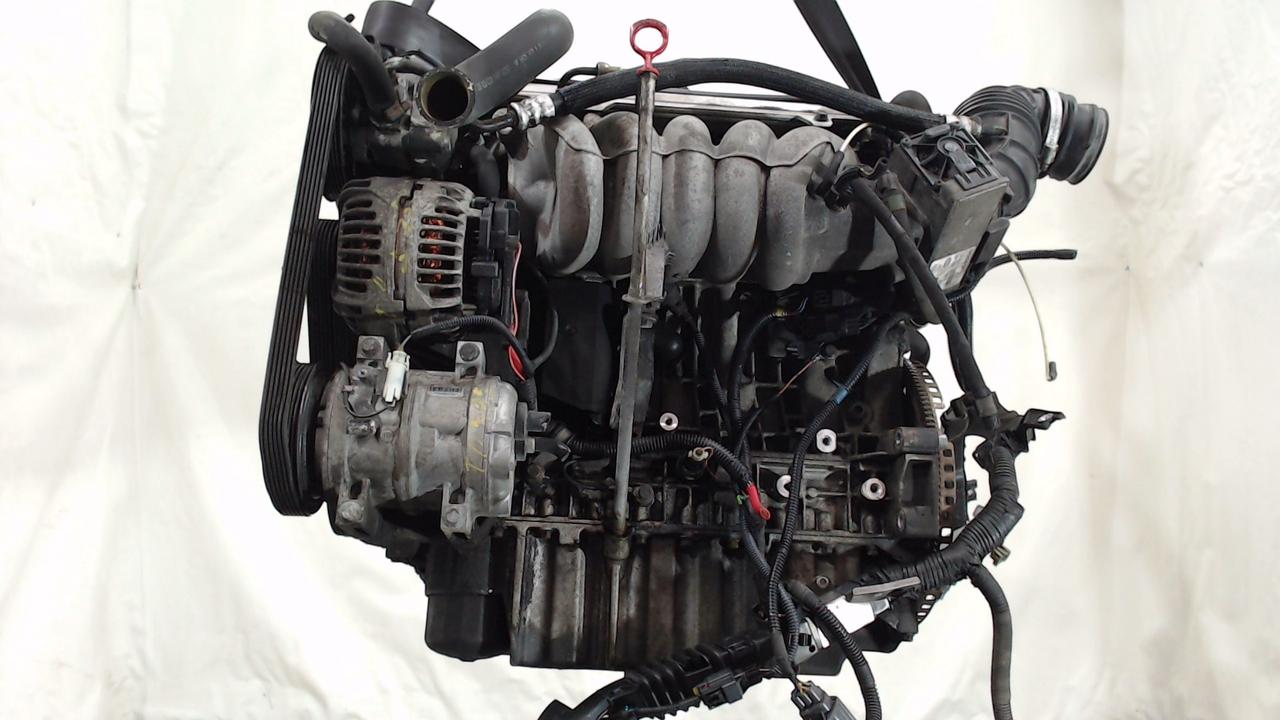 Двигатель (ДВС) Volvo S70 / V70  2.4 л Бензин