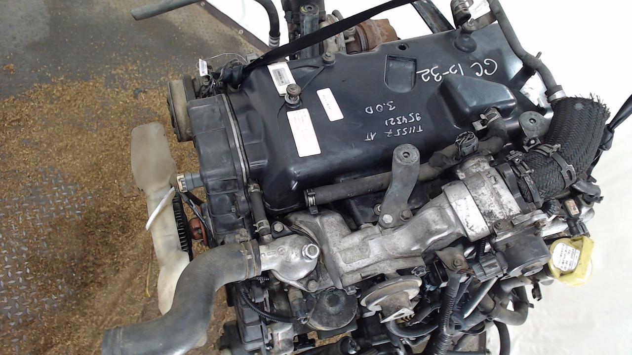 Двигатель (ДВС) Isuzu Trooper 3 л Дизель