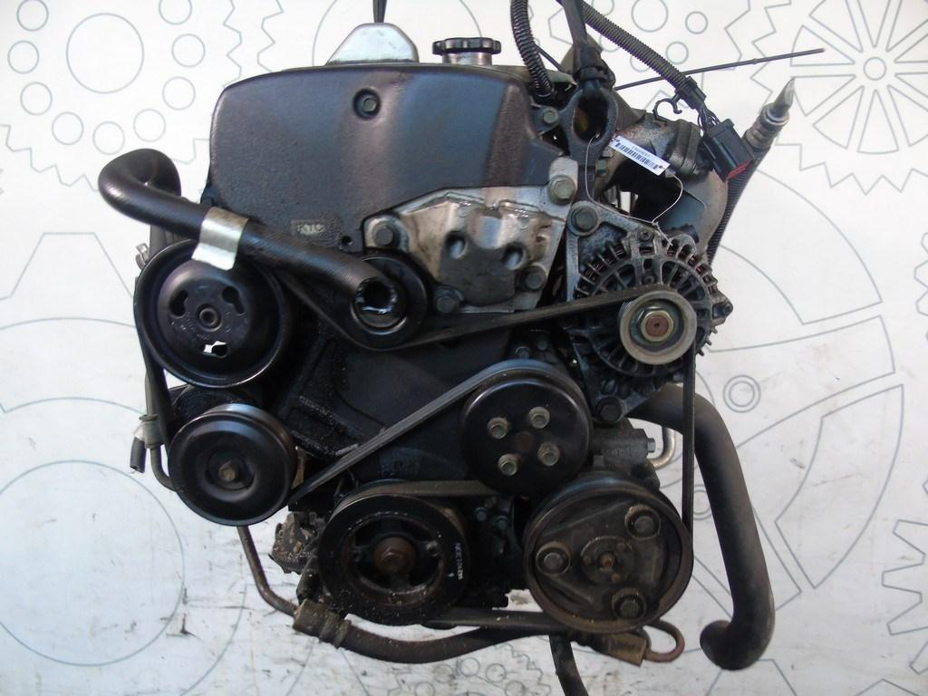 Двигатель (ДВС) Ford Puma 1.7 л Бензин
