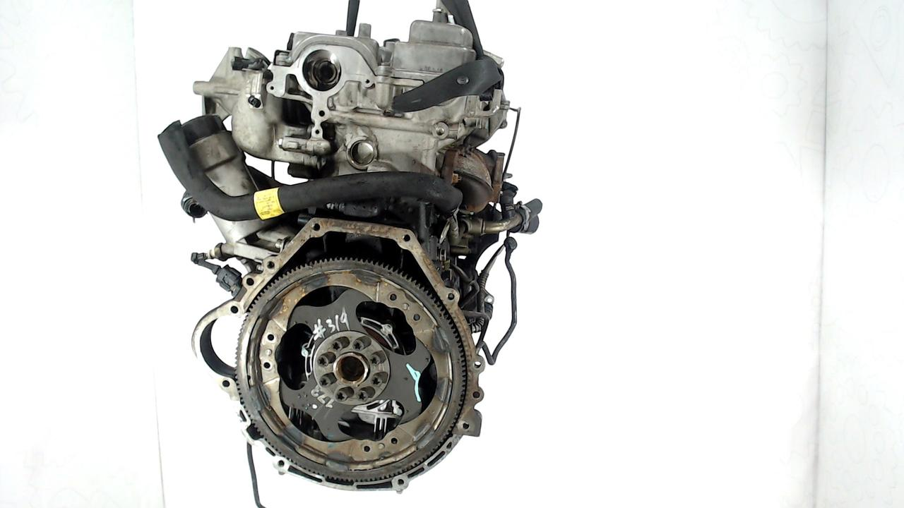 Двигатель (ДВС) Ssang Yong Rexton  2.7 л Дизель