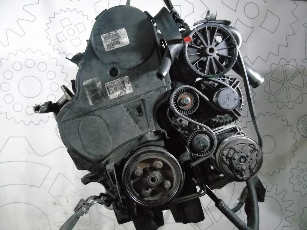 Двигатель (ДВС) Volvo V70  2.4 л Дизель