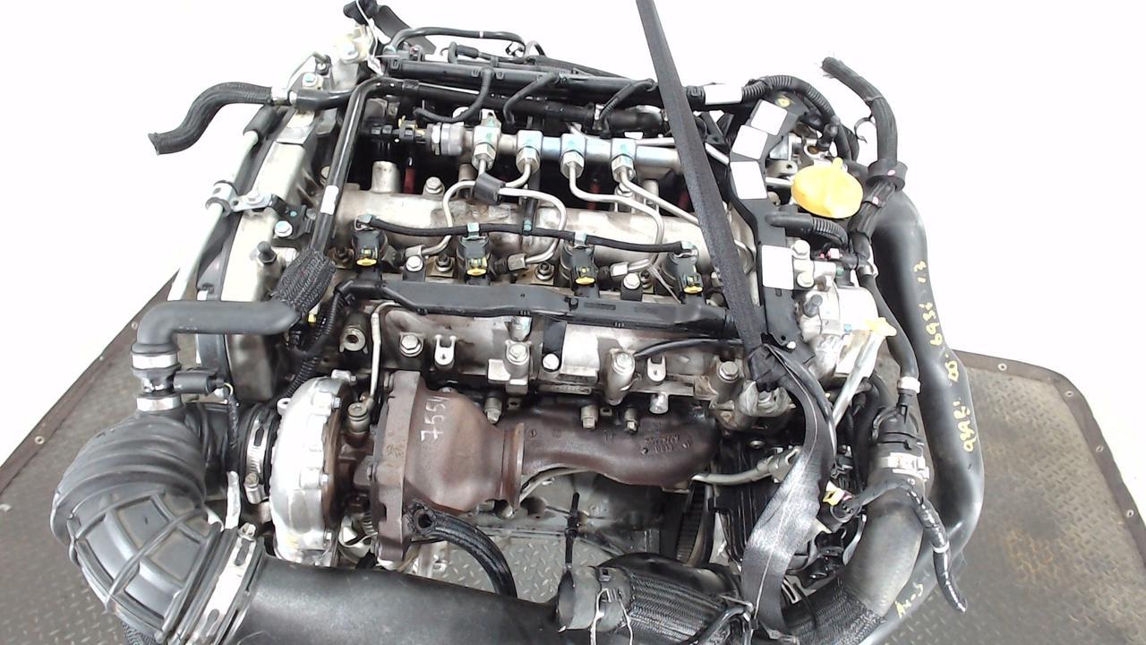 Двигатель (ДВС) Dodge Journey  2 л Дизель