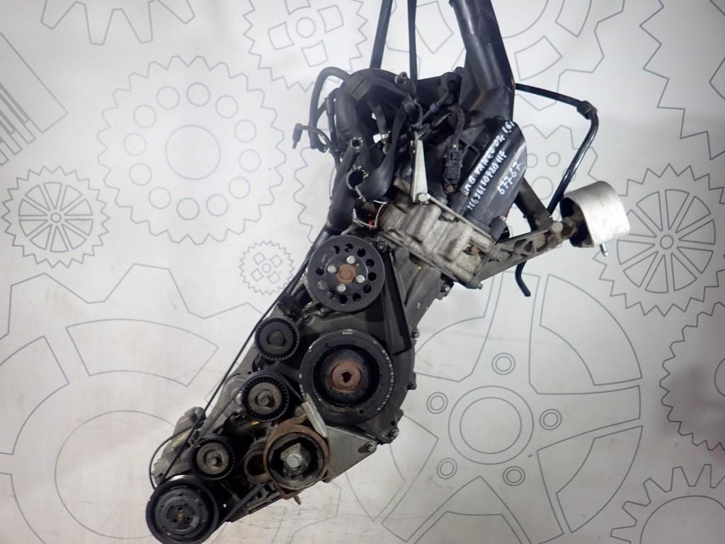 Двигатель (ДВС) Mercedes Vaneo 1.6 л Бензин
