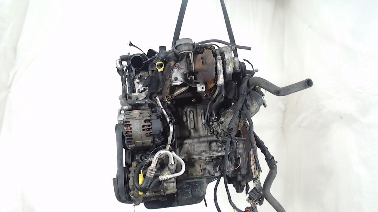 Двигатель (ДВС) Citroen C3  1.4 л Дизель
