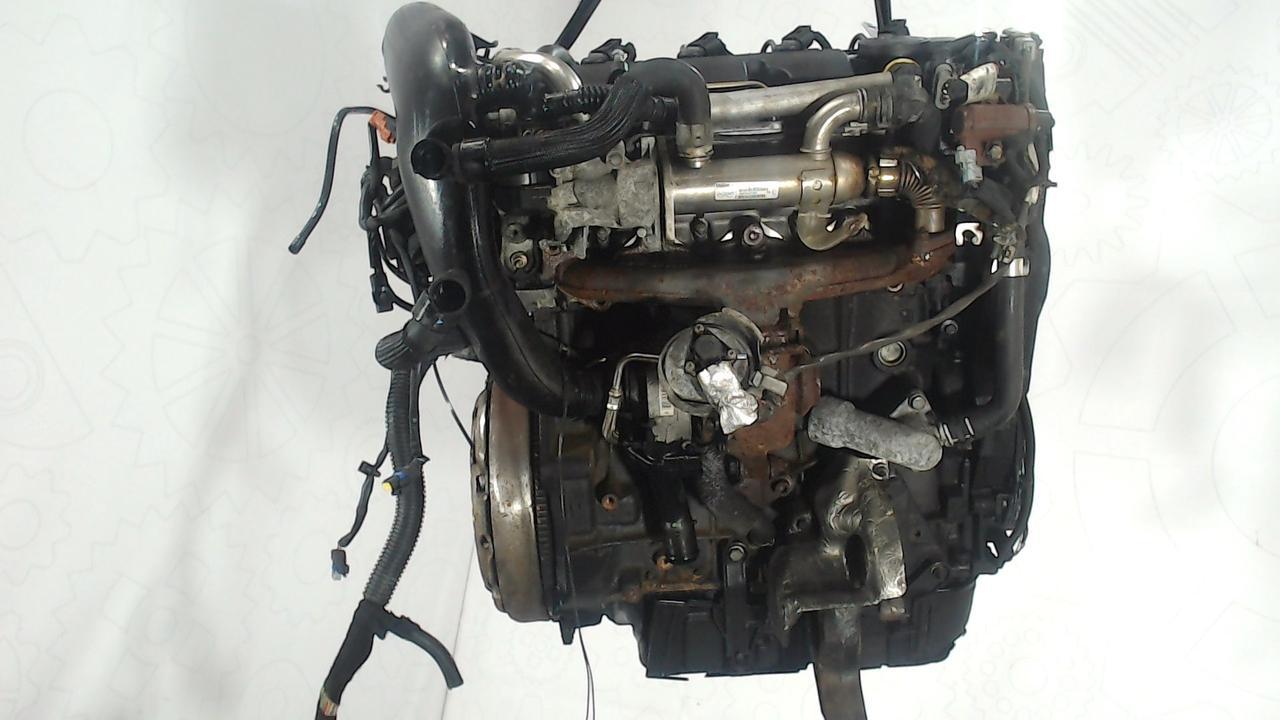 Двигатель (ДВС) Citroen C4  2 л Дизель