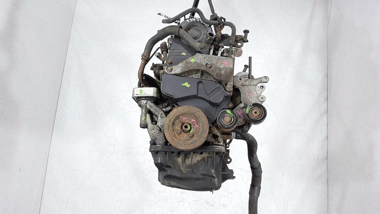 Двигатель (ДВС) KIA Sportage  2 л Дизель