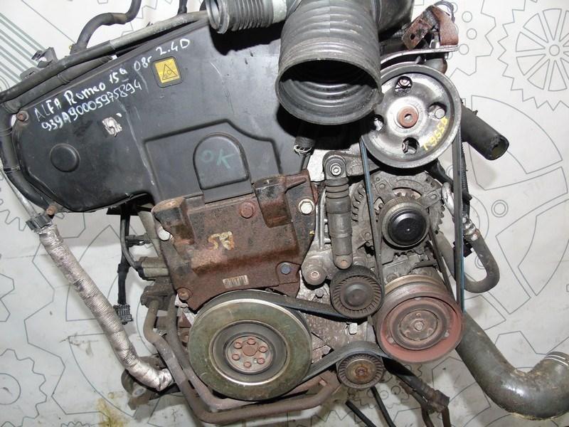 Двигатель (ДВС) Alfa Romeo 159 2.4 л Дизель
