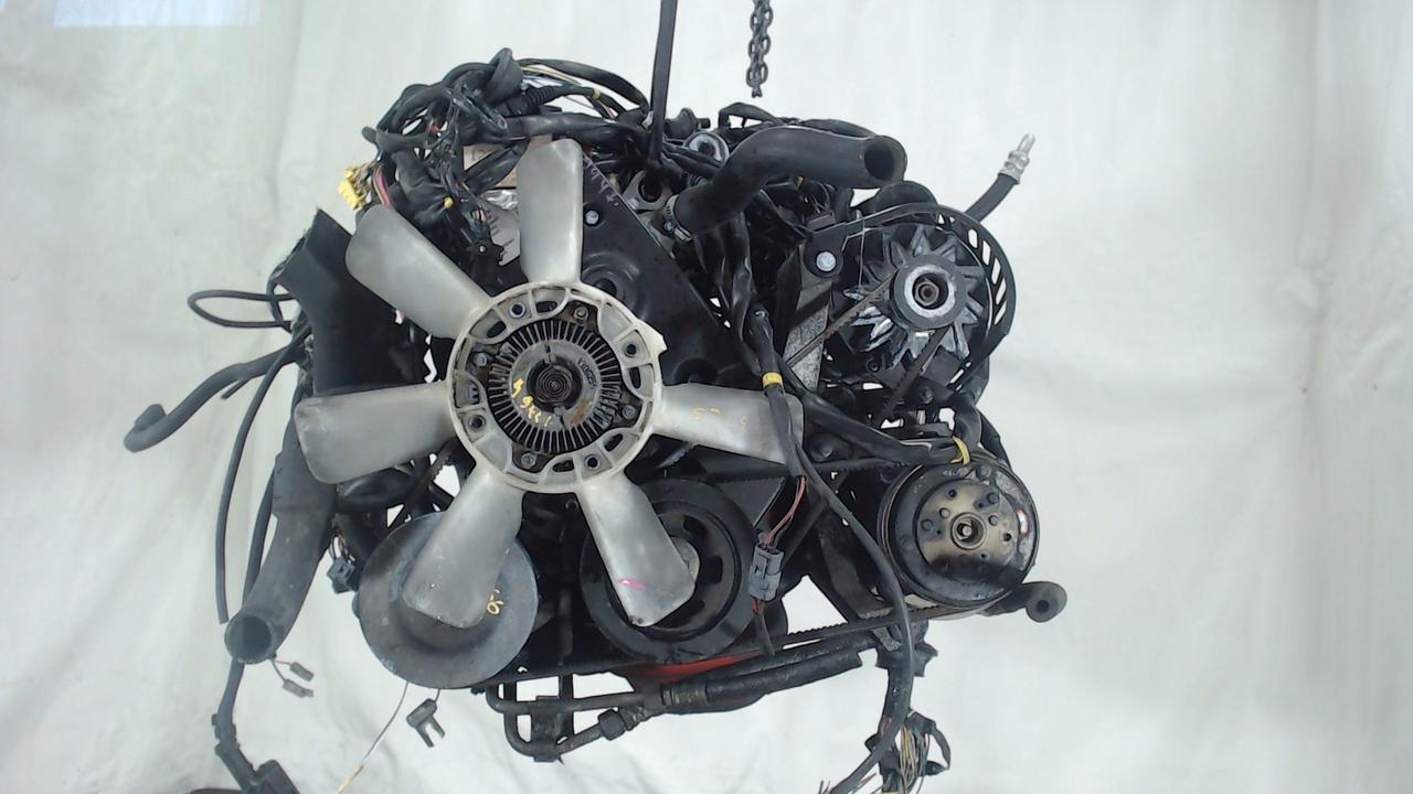 Двигатель (ДВС) Volvo 740 2 л Бензин