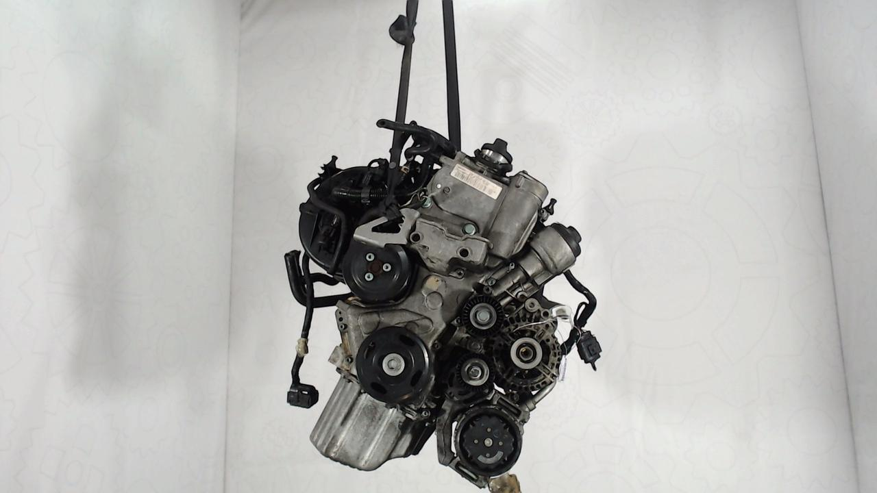 Двигатель (ДВС) Volkswagen Touran  1.6 л Бензин