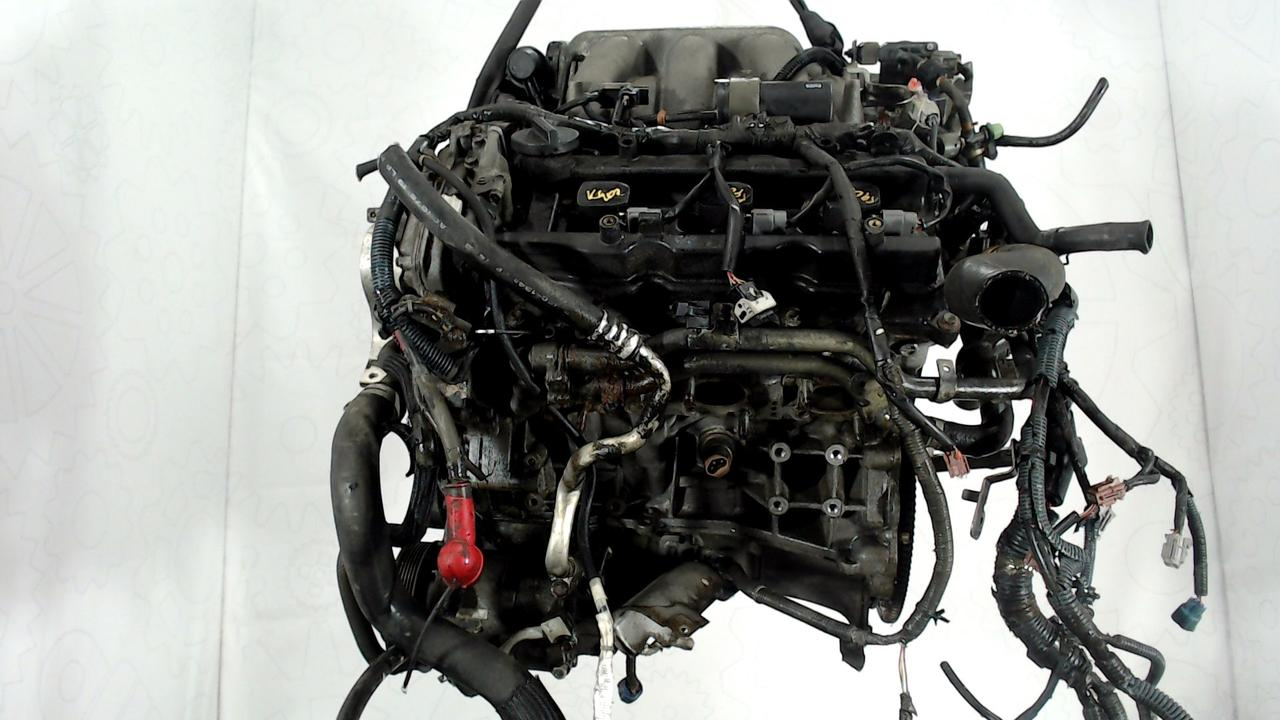 Двигатель (ДВС) Nissan Maxima A34  3.5 л Бензин