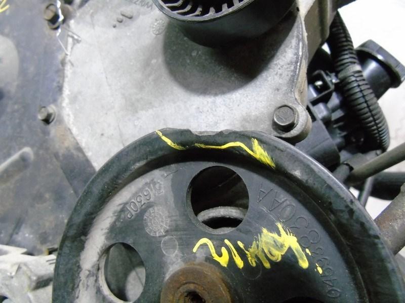 Двигатель (ДВС) Dodge Journey  3.5 л Бензин