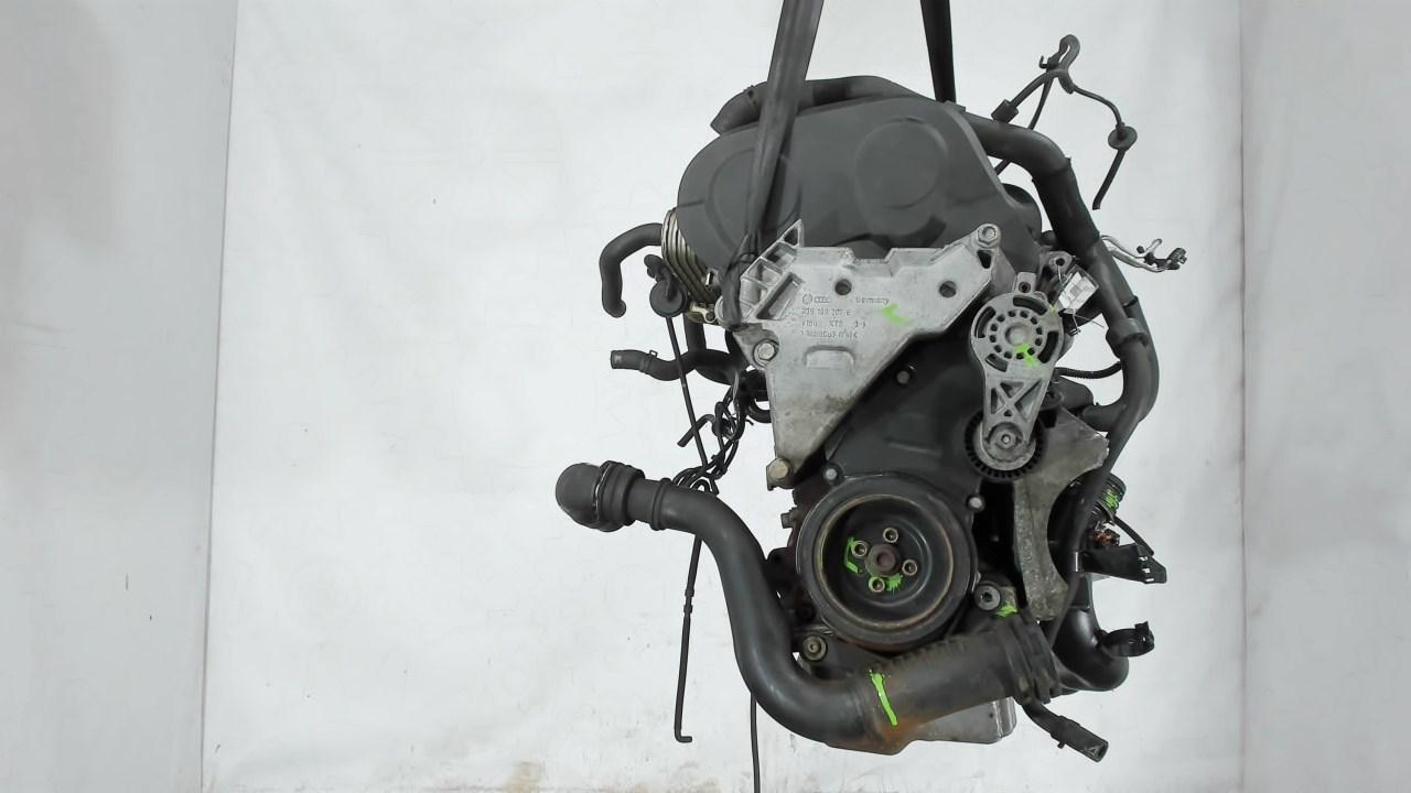 Двигатель (ДВС) Skoda Octavia (A5)  2 л Дизель