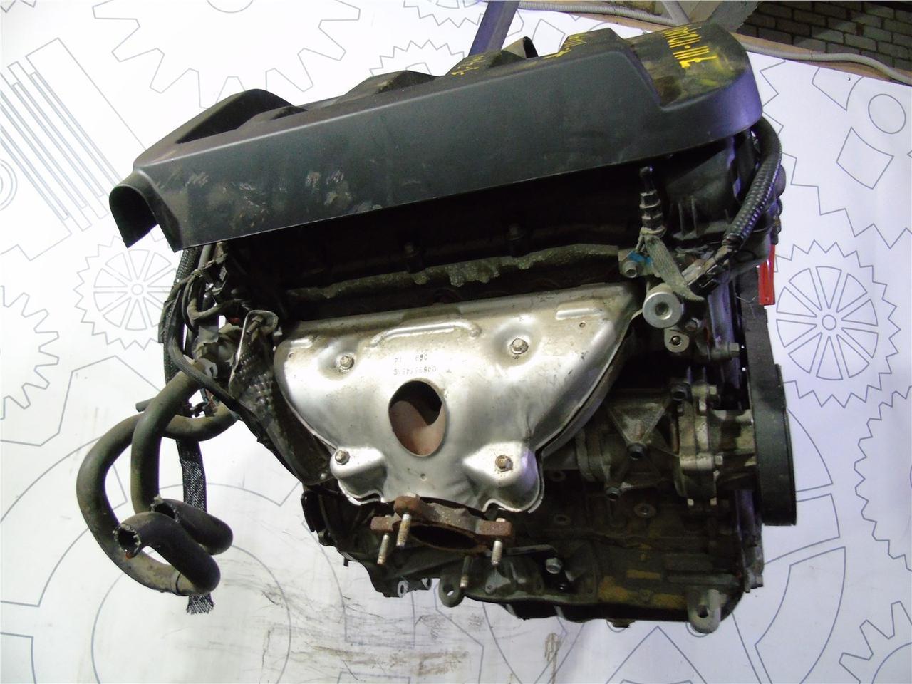 Двигатель (ДВС) Jeep Patriot  2 л Бензин