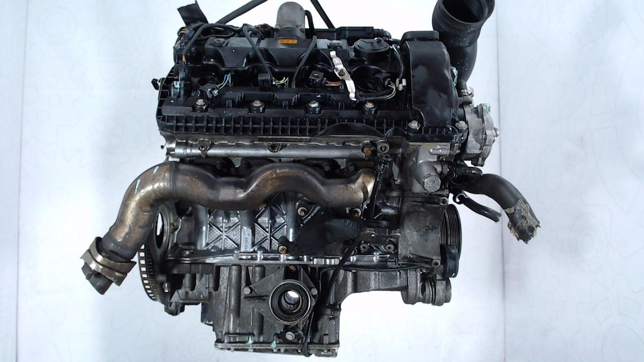 Двигатель (ДВС) BMW X5 E53  4.4 л Бензин