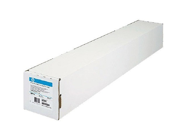 Бумага HP Bright White Inkjet Paper 90 гр/м2, 914 мм x 91.4 м (арт. C6810A)