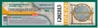 Бумага Lomond XL CAD&GIS Paper Economy Type, ролик 1067 х 50 мм, 90 г/м2, 45 метров (арт. 1202113)