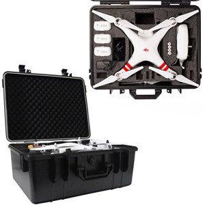 Кейс профессиональный для квадрокоптеров DJI Phantom 2/3/4, фото 2