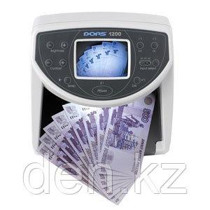 Детектор валюты Dors 1200
