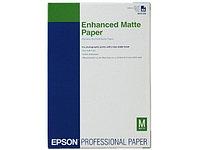 Бумага Epson Fine Art Paper Cold Press Natural 340 гр/м2, 420  мм х 594 мм (25 листов) (арт. C13S042302)
