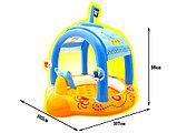 Детский бассейн Корабль с навесом, фото 3